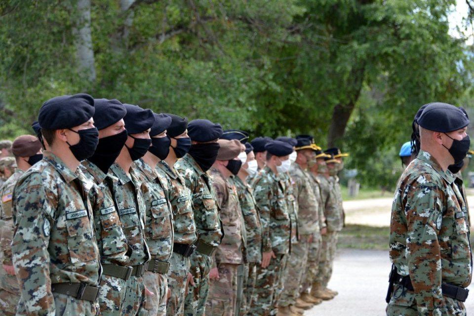 Објавен оглас за прием на 100 професионални војници