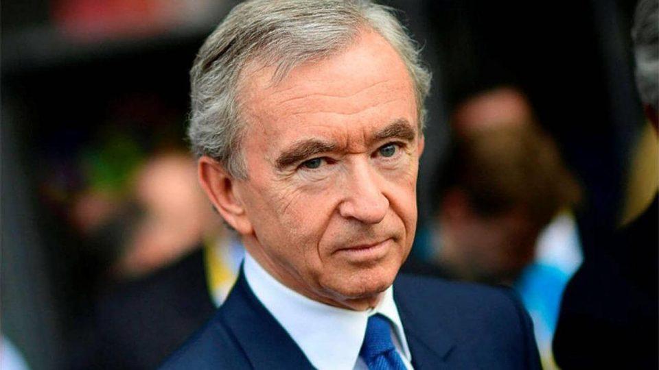 Французинот Бернард Арно повторно на врвот на листата најбогати луѓе во светот