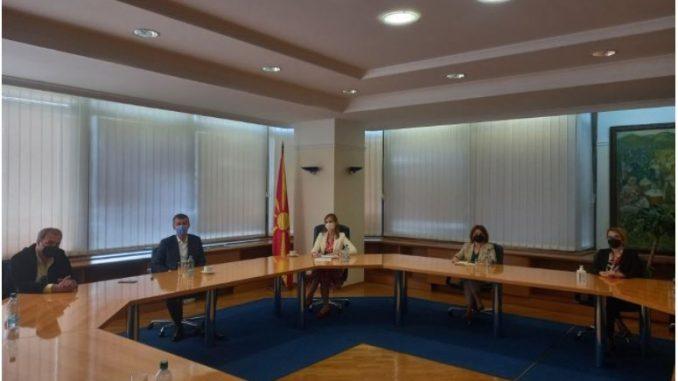 Угостителите ги претставија предизвиците на секторот пред гувернерката Ангеловска-Бежоска