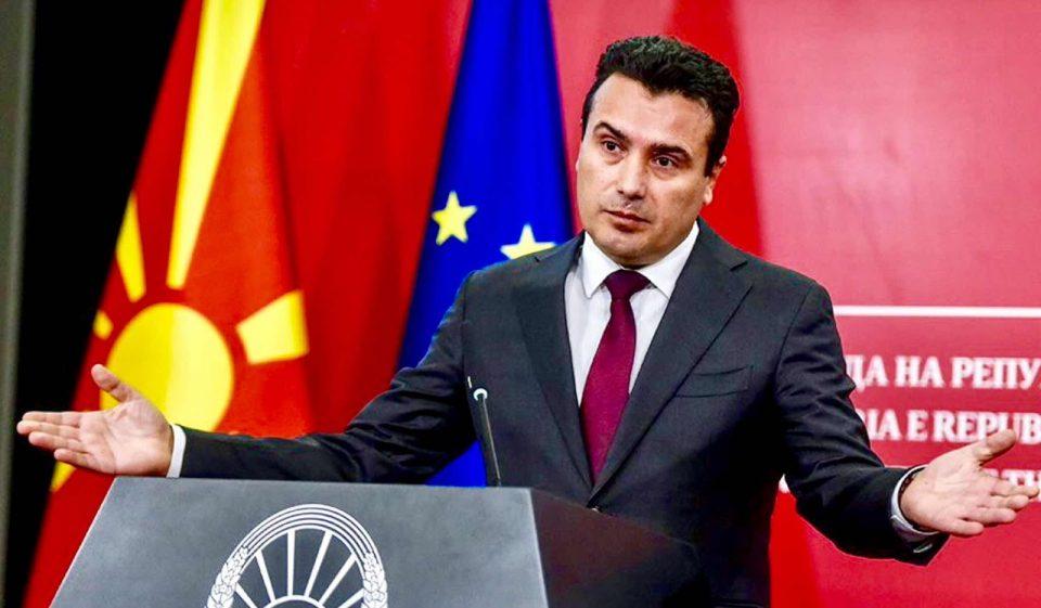 Заев за Еуроњуз: Не е можно раздвојување на С. Македонија и Албанија