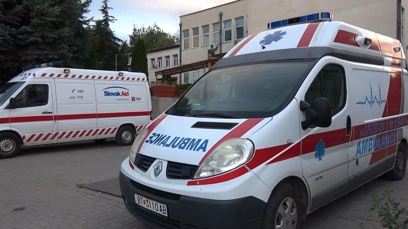 Тешко повреден работник во Дрисла