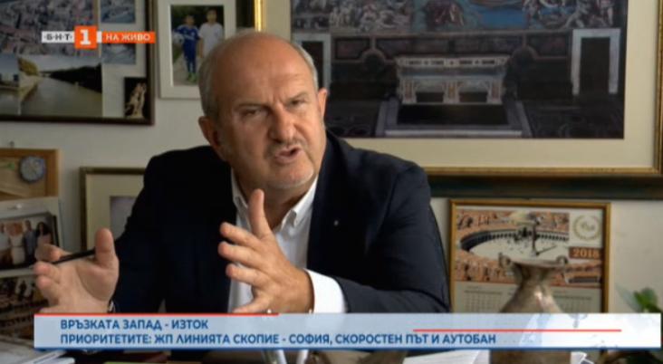 Бучковски: Решението е во Договорот за добрососедство помеѓу Бугарија и С. Македонија
