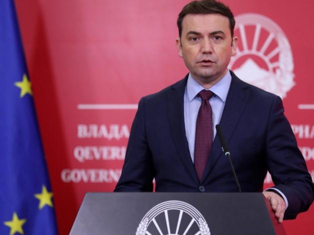 Османи: За целосен договор потребно е зелено светло за старт на преговорите