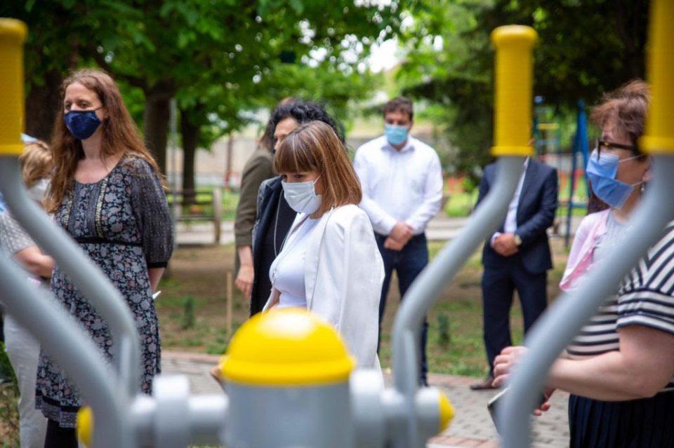 Царовска: Ќе ја постигнеме целта на квалитетно и инклузивно образование за пет до шест години