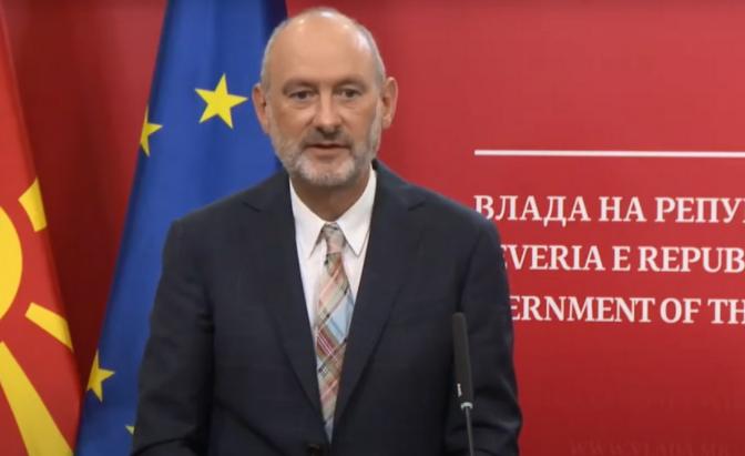 Гир оптимист дека октомври е реален за почеток на преговорите