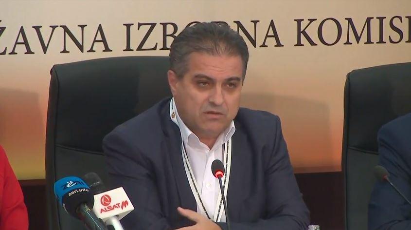 Дерковски демнтира дека имало криминал во набавката на софтверот за ДИК