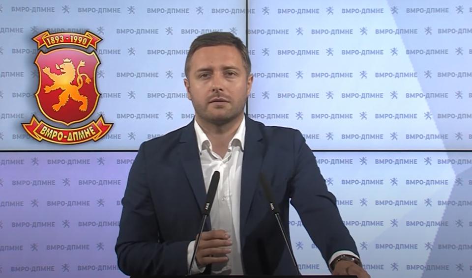 Арсовски: Ковачевски барал 250.000 евра во кеш за Вице или СВ ИНВЕСТ да врши 50% од ископот