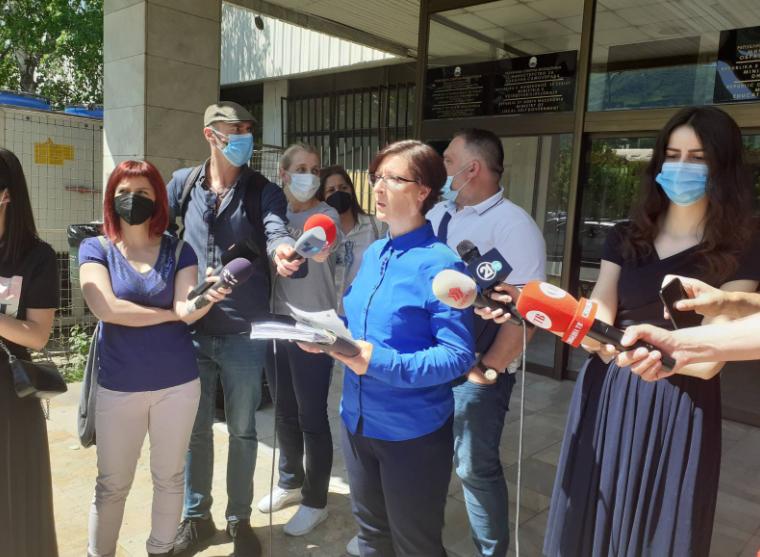 Царовска испратила некомпетентен кадар на средбата со родителите: Нов протест најавен за понеделник