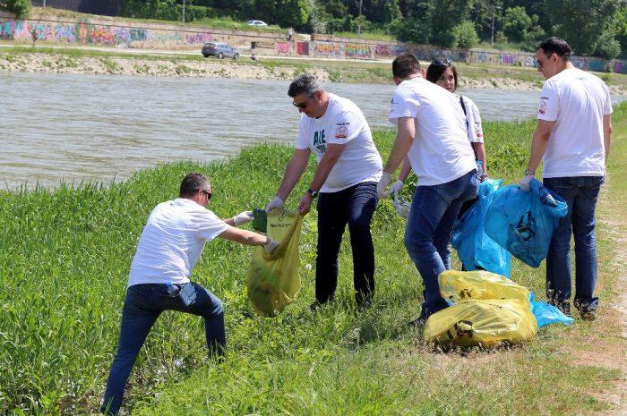 """Национална еко акција """"Генералка викенд"""" за позелена татковина"""