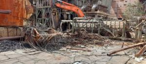 ДИЖС направи итен увид по експлозијата во кругот на велешката Топилница