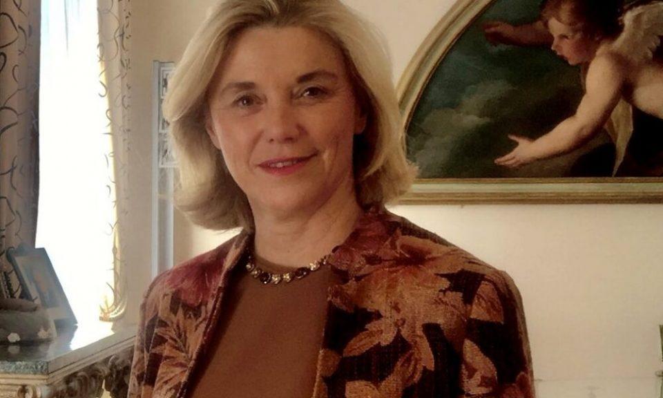 За прв пат жена застана на чело на тајната служба во Италија