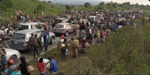 Десетина илјади луѓе евакуирани! Се заканува сериозна опасност од новата ерупција на вулканот во Конго