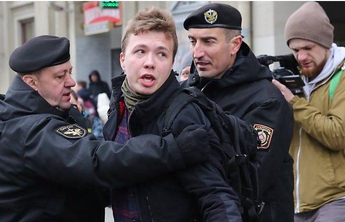 (ВИДЕО)Таткото на уапсениот новинар: Му го скршија носот и го натераа да признае дека е виновен