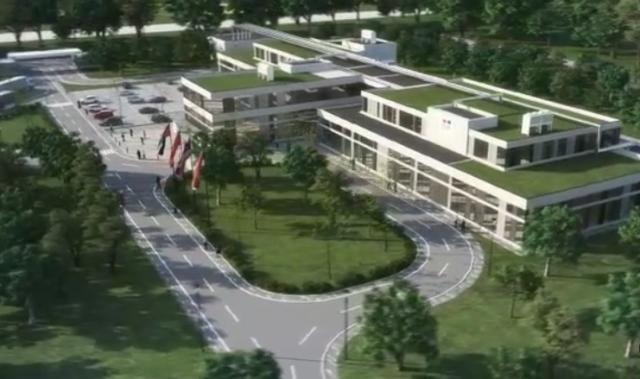 (ВИДЕО) Вучиќ горд на Србија: Вака ќе изгледа српската фабрика за вакцини