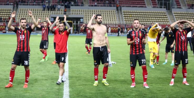 Вардар тешко ќе се спаси од испаѓање во Втората лига