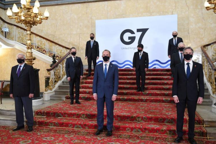 Групата Г-7 повика на отпочнување на преговорите за членство на Македонија и на Албанија во ЕУ