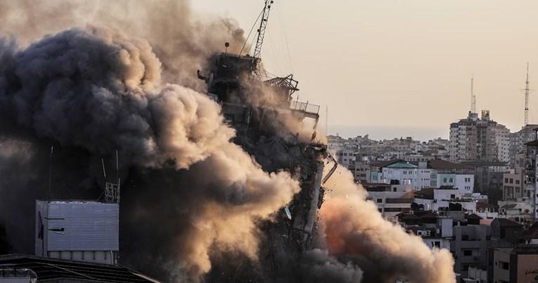 Катар вети 500 милиони долари за обновата на Појасот Газа