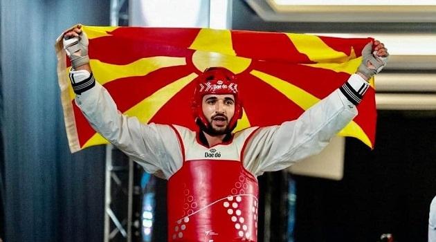 Дејан Георгиевски ќе биде знаменосец на Македонија на ОИ во Токио