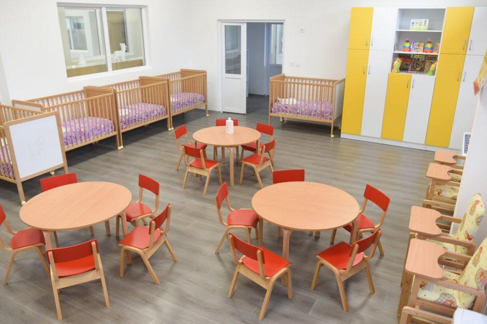 Ќе се зголеми бројот на деца во градинките