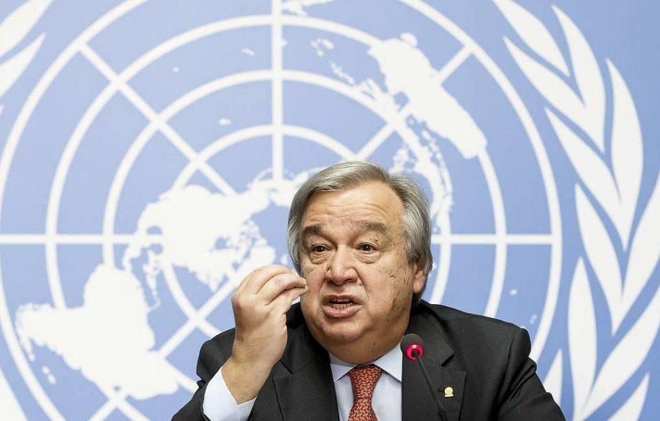 """Гутереш предупредува на ризик од """"неконтролирана безбедносна и хуманитарна криза"""" на Блискиот исток"""