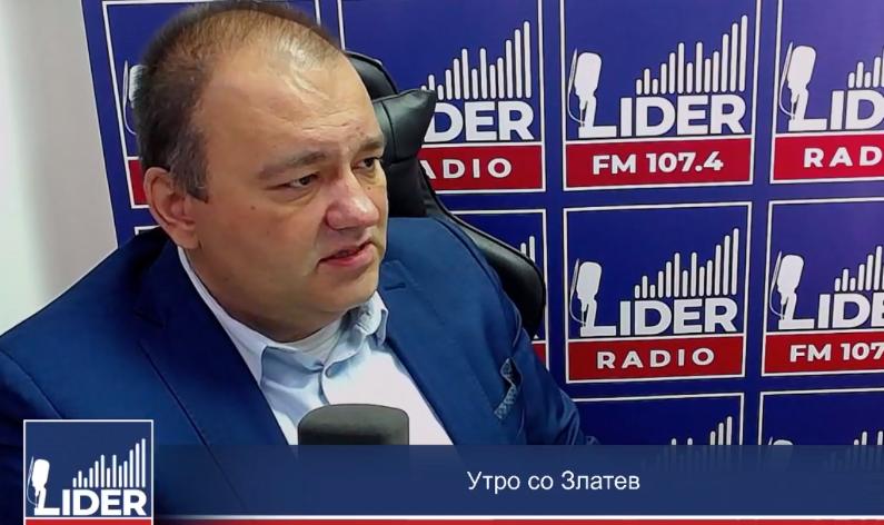"""(ВО ЖИВО) Ивица Боцевски гостин во """"Утро со Златев"""""""