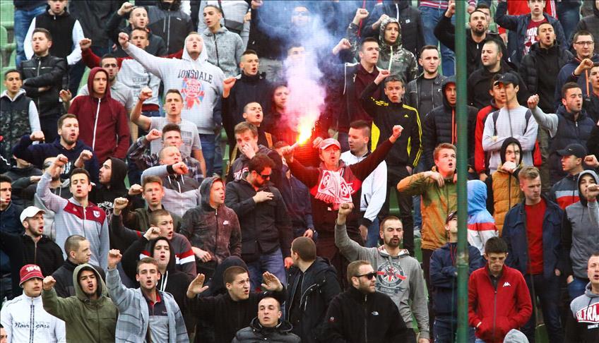 """""""Хорде зла"""" бесни на резултатите: Нападнати играчите, меѓу нив и македонски репрезентативец"""