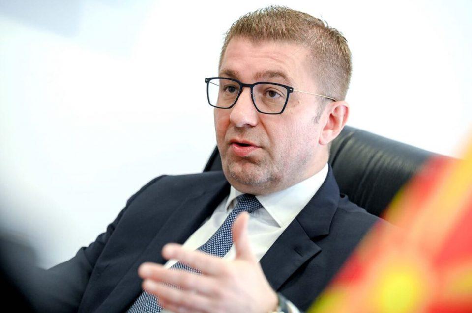Мицкоски: Власта врши притисок врз Митко Сандев, судија-поротник во случајот Талир