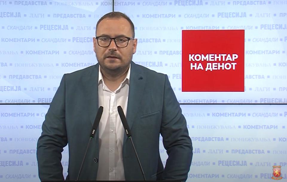 (ВИДЕО) Здравковски: Да се поништи договорот за набавка на луксузни возила, парите да се пренаменат за болнички возила