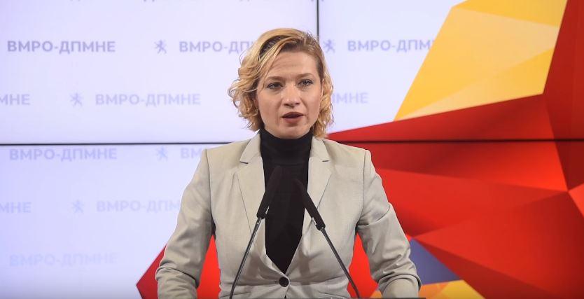 Василевска: Самата постапка за 27-ми април е погрешна уште од почетокот
