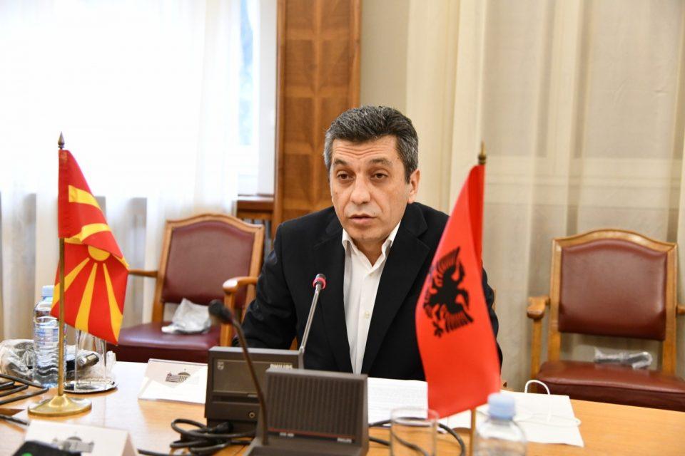 Изет Меџити кандидат за градоначалник на СДСМ И ДУИ за Скопје?