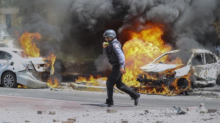 Палестинските милитанти истрелале повеќе од 3.000 ракети кон Израел
