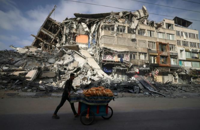Стапи во сила примирјето меѓу Израел и Хамас