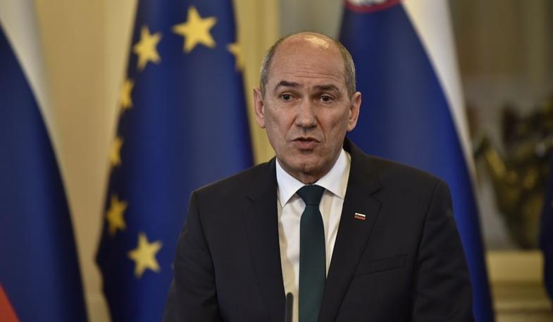 Јанша: Проблемите на Балканот ќе исчезнат ако им дозволиме на сите земји да станат членки на ЕУ