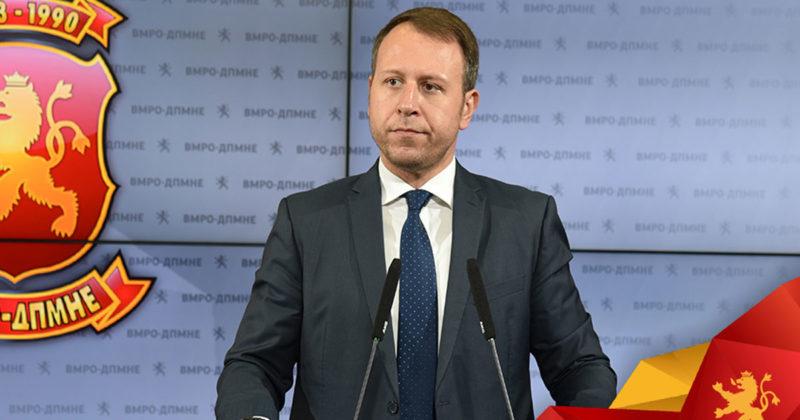 (ВИДЕО) Јанушев: Очекувам ЕУ да побара од Грција и останатите доследно да се почитуваат човековите права и слободи