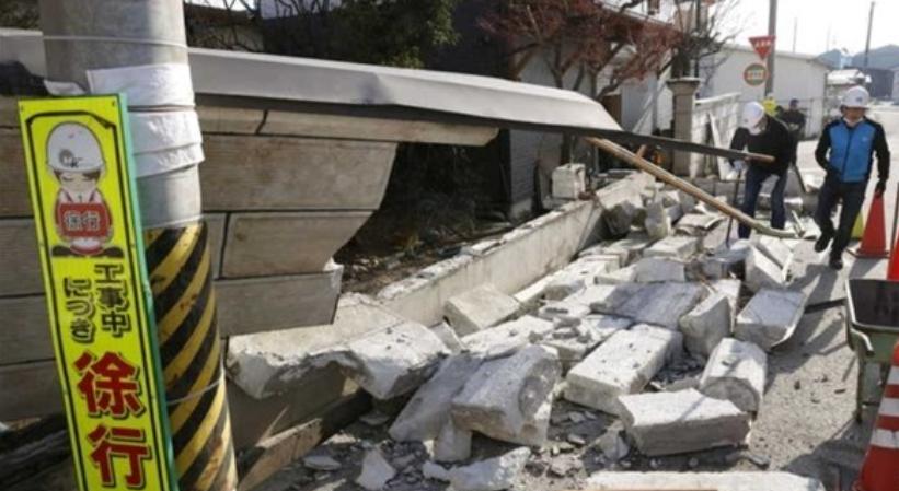 (ВИДЕО) Земјотрес со јачина од 6,6 степени ја погоди Јапонија