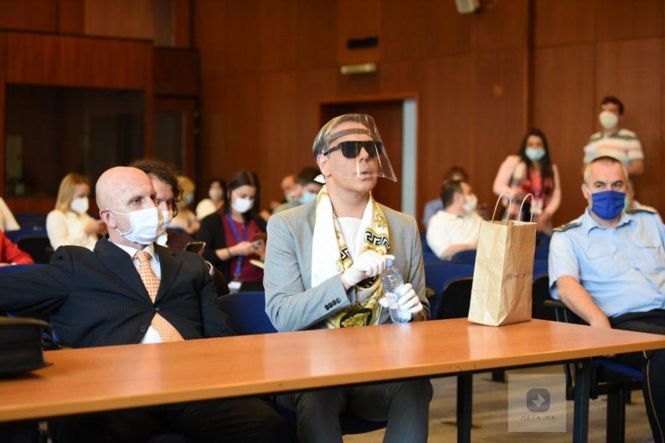 Апелациониот суд денеска одлучува за казните на Боки 13 и Катица Јанева