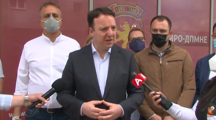 (ВИДЕО) Николоски: Потребни се промени во Карпош за да направиме најмодерна и најурбана општина во државата