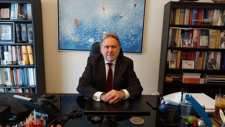 Катругалос: Се надевам дека Бугарија ќе ја покаже истата смелост што ја покажаа Грција и Северна Македонија