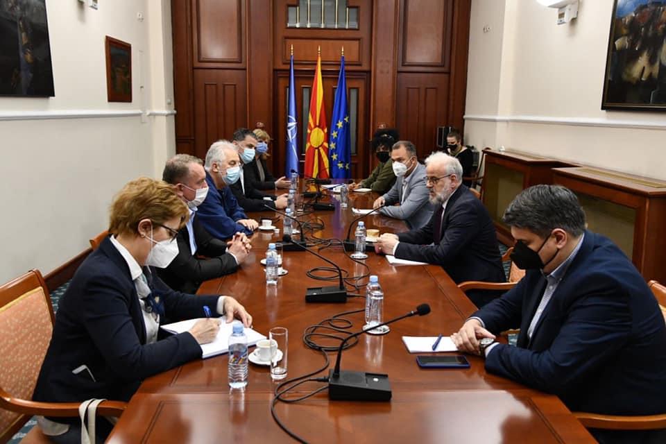Караџовски во Собрание: Kомисијата за заразни болести треба да одлучи дали ќе се стави во функција пленарната сала