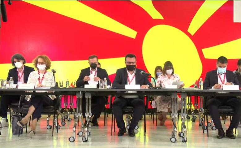 Зоран Заев силно се бори за татковината, ВМРО-ДПМНЕ одмага, велат од СДСМ