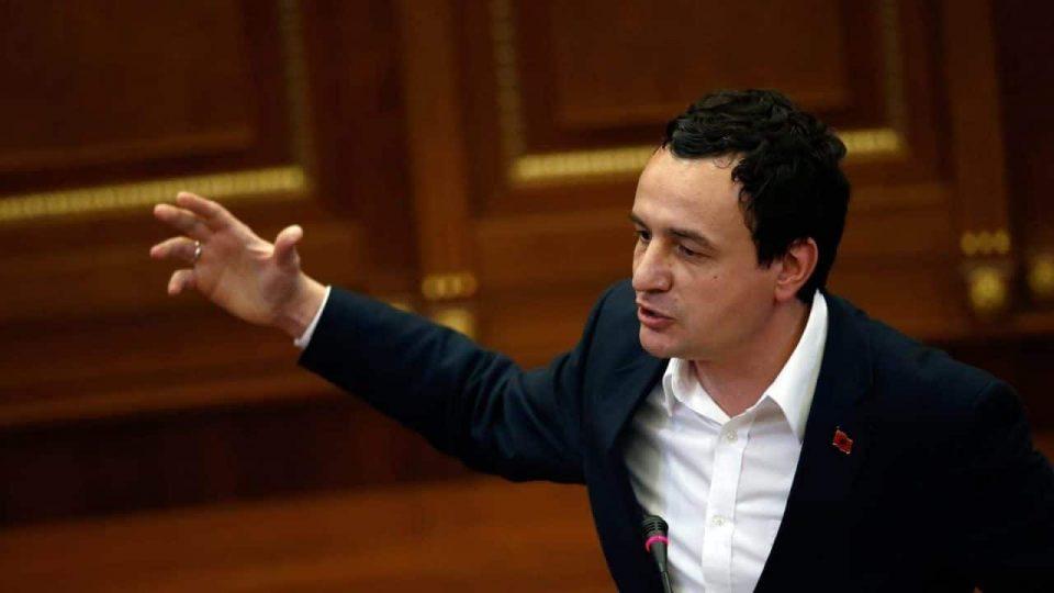 Курти ќе ја тужи Србија за геноцид