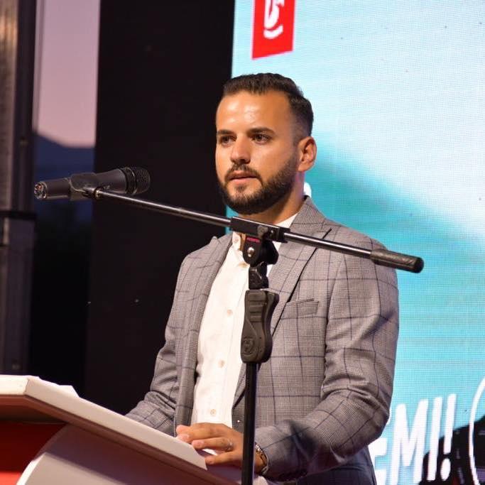 Усеини поднесе оставка: Беса стана портпарол на ДУИ и филијала на СДСМ
