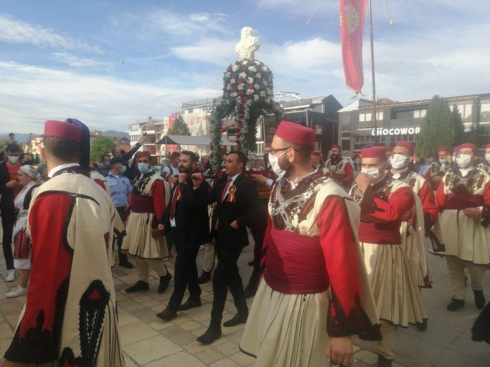 Под посебни протоколи се одржа традиционалната Струшка Литија