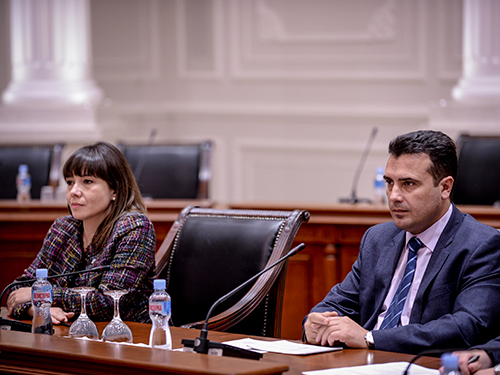 Царовска му треба на Заев да испере 21 милион евра колку што чини реформата, вели историчарката Тодоровска