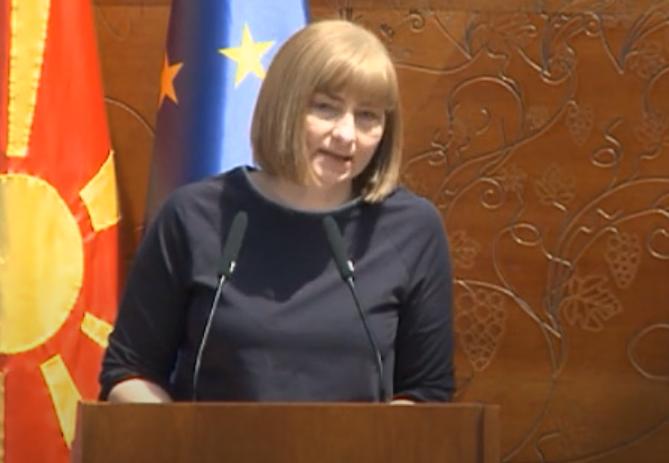 (ВИДЕО) Претседателката на ДОМ незаконски разрешила партиски функционери