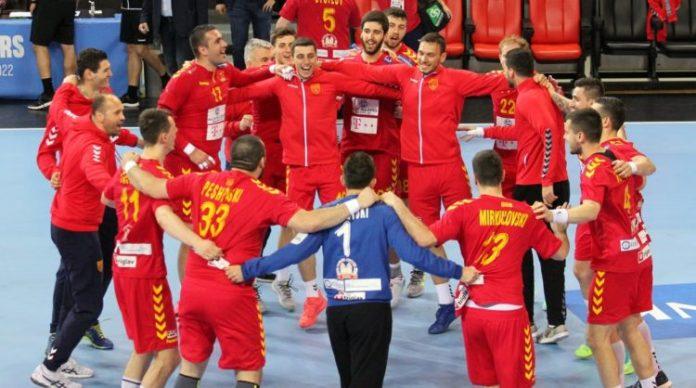 Македонските ракометари ќе се борат за победа против Данска, Словенија и Црна Гора на ЕП