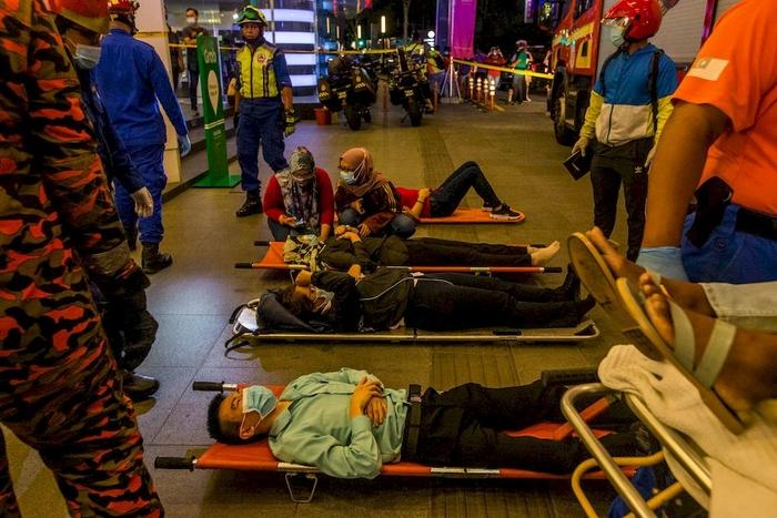 (ВИДЕО) Најмалку 160 повредени во железничка несреќа во Малезија