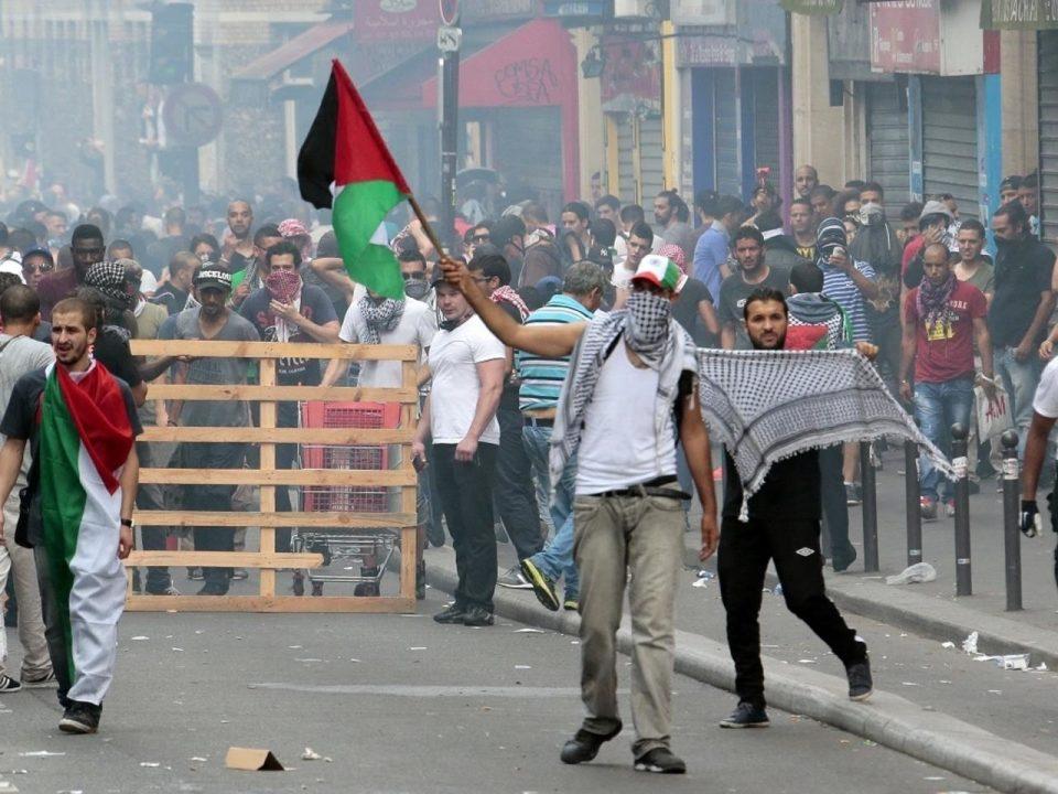 Во Париз забранет собир за поддршка на Палестинците