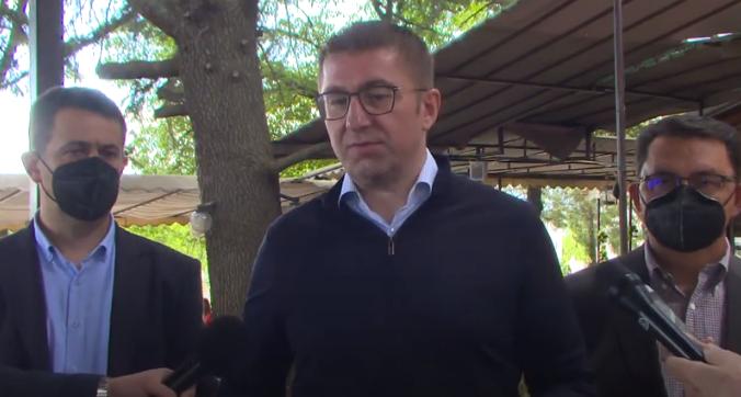 Мицкоски: Заев не понижи како народ, а ЕУ да си го исполни ветувањето