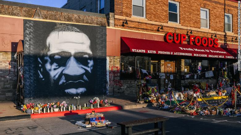 Со минута молк одбележана годишнината од убиството на Џорџ Флојд во Минеаполис